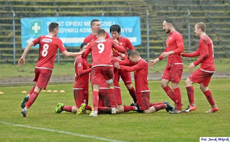 III liga: Gwardia Koszalin - Pogoń II Szczecin 3:0 [ZDJĘCIA]