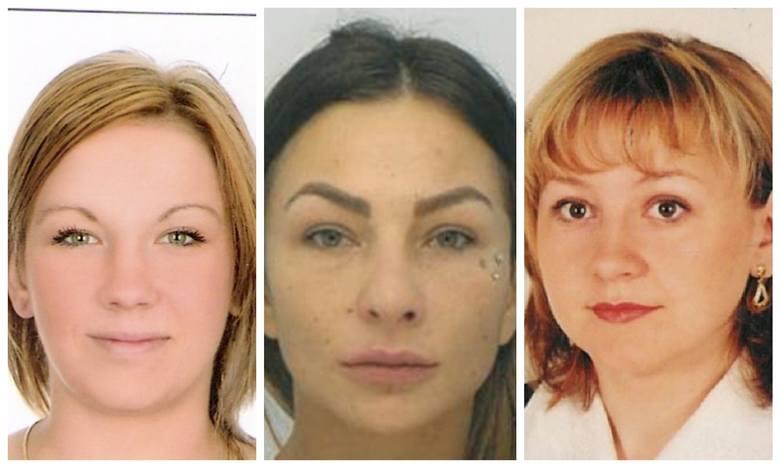af98f54cdd6357 Komenda wojewódzka Policji w Białymstoku poszukuje tych kobiet. Są  oskarżone o rozbój, kradzież,
