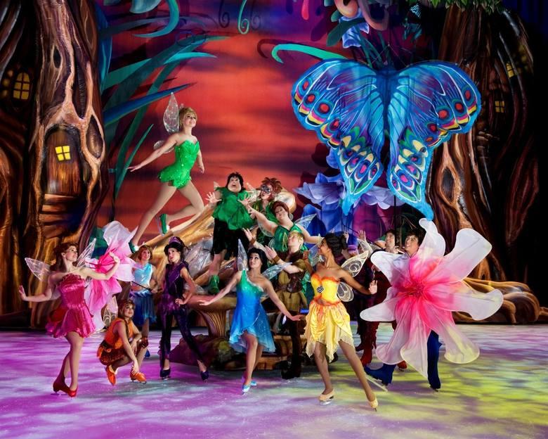 Wygraj bilety na Disney On Ice: Świat Fantazji