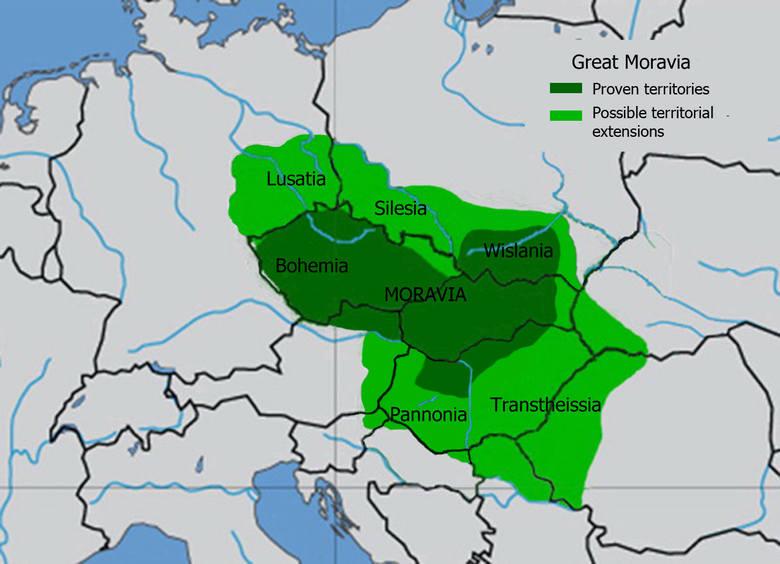 Zapomniane imperia. Średniowieczne tygrysy Europy Środkowej