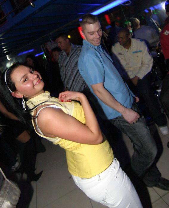 Zdjecia z sobotniej imprezki w slupskim klubie Miami Nice.