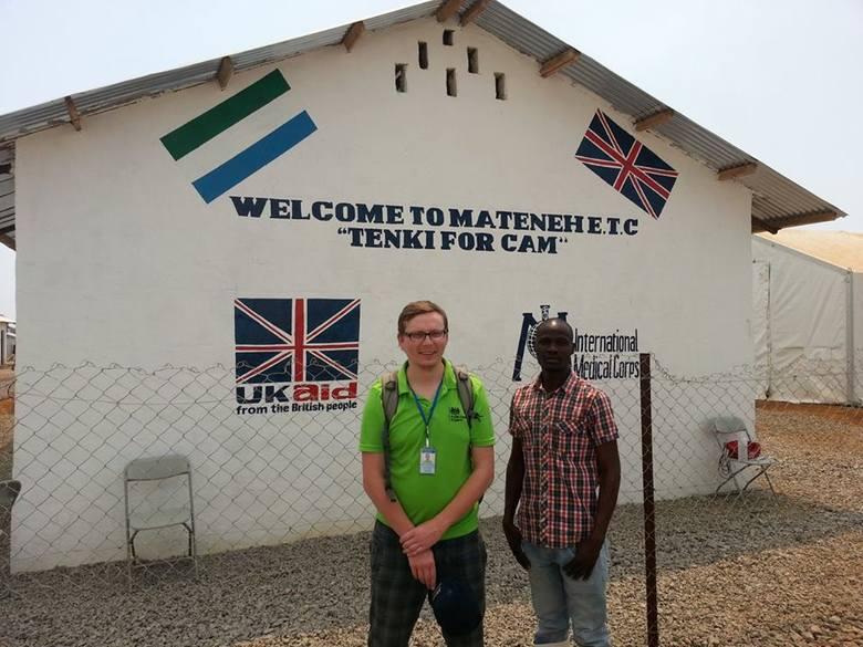 Wirus Ebola. Epidemia w Kongo