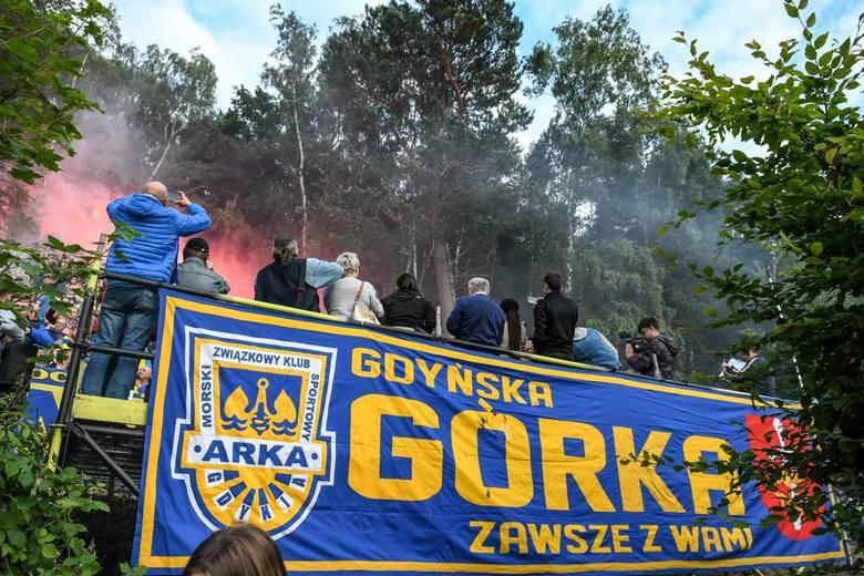 Prezentacja Arki Gdynia przed sezonem 2019/2020 w PKO Ekstraklasie