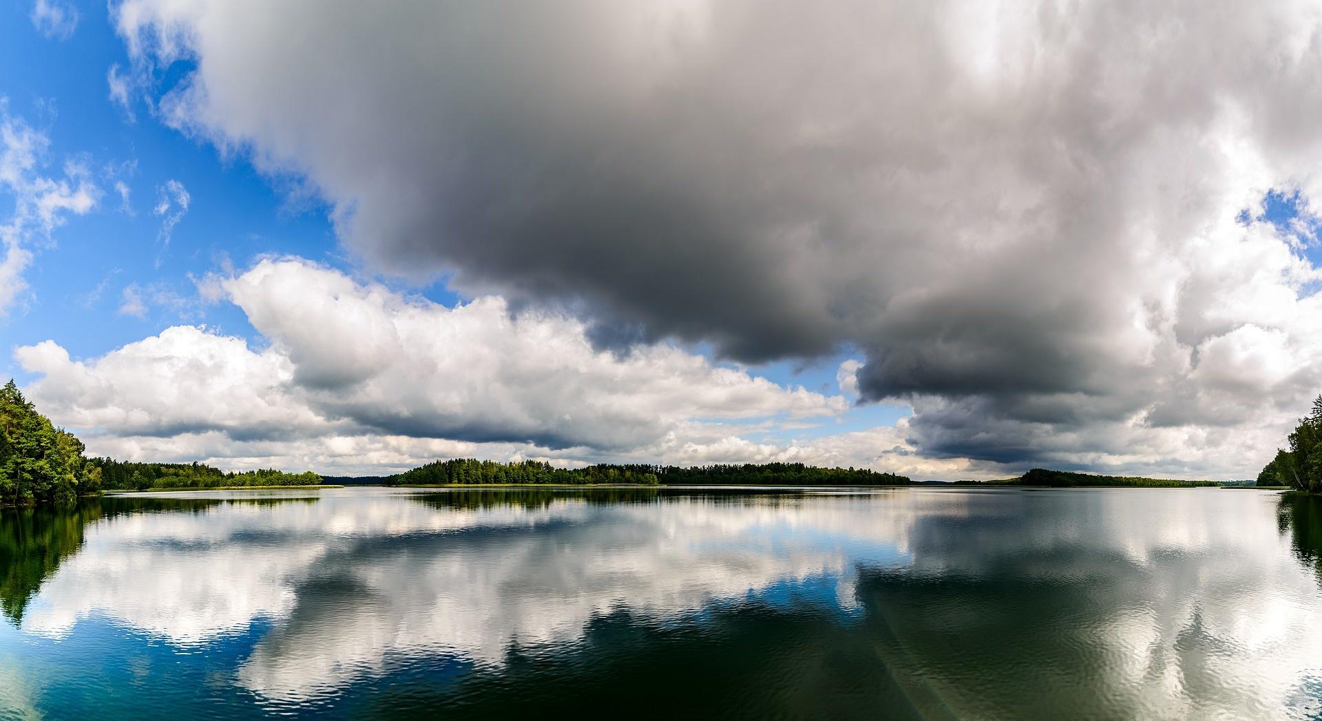 Pogoda w sierpniu 2019 w Polsce