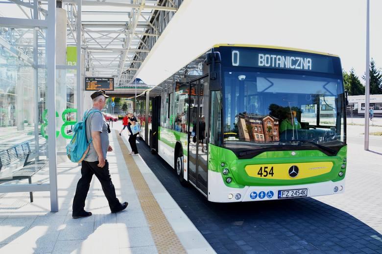 Rozkład jazdy MZK w Zielonej Górze zmieni się od 2 września. Niektórymi autobusami już nie pojedziecie