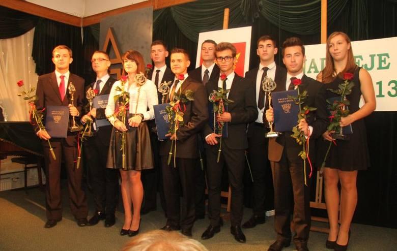 Nadzieje Kielc 2013 przyznane
