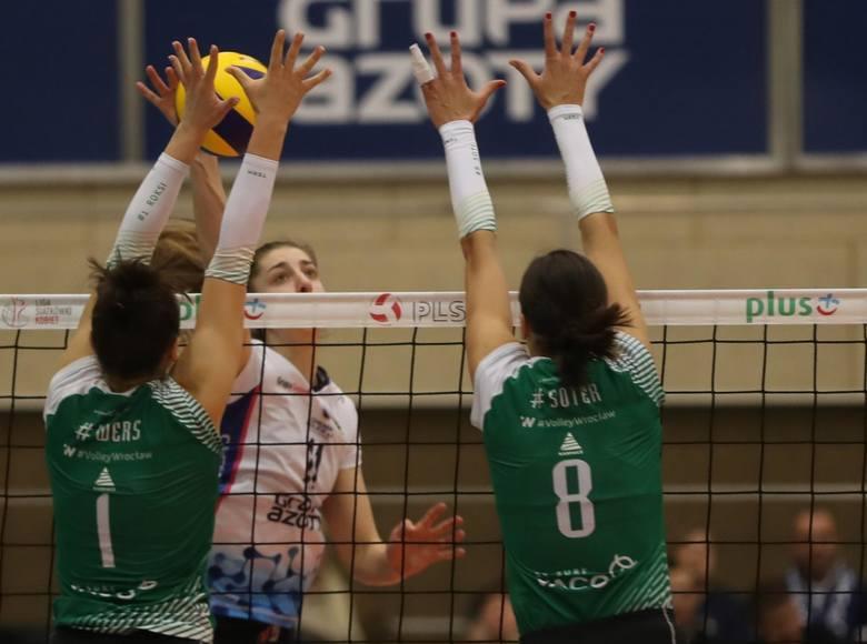 Volley Wrocław odwrócił losy spotkania i przerwał złą passę!