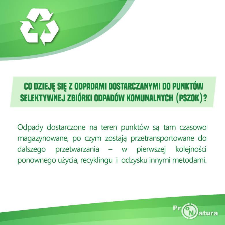 Bądź eko, segreguj śmieci i weź udział w konkursie ProNatury