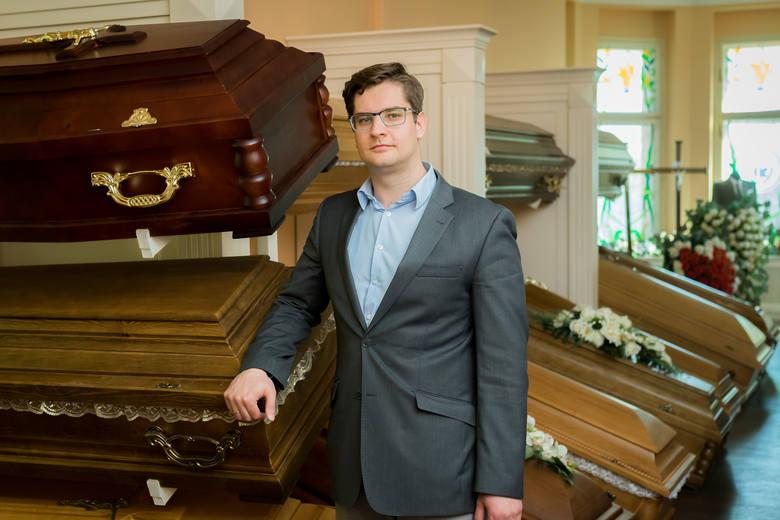 Są pogrzeby, na których myślę