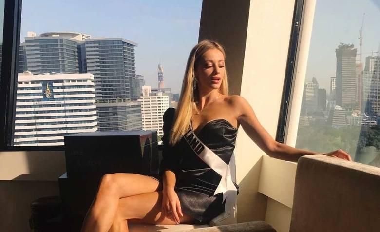 Magdalena Swat z Bodzechowa w powiecie ostrowieckim reprezentowała Polskę podczas tegorocznego finału Miss Universe w Bangkoku. Prezentowała się doskonale