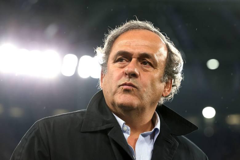 Michel Platini aresztowany za przyznanie mundialu Katarowi!