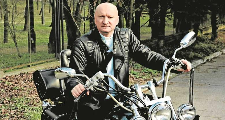 Ks. Parszywka: Na motocyklu człowiek w pełni docenia dzieło Stwórcy