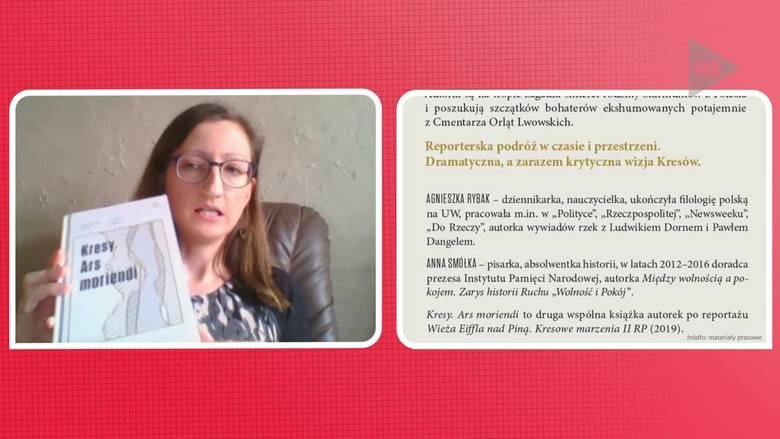 Prolog odc. 98. Maria Olecha-Lisiecka: Moje czytelnicze odkrycia 2020. Agnieszka Lis, Izabela Janiszewska, Jakub Ćwiek, Angelika Kuźniak