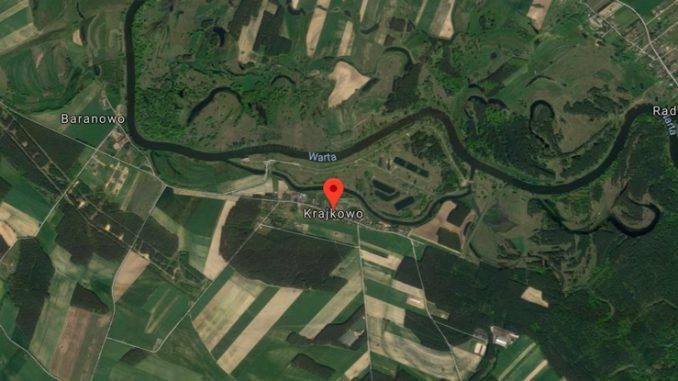 Wieś Krajkowo to wyjątkowe miejsce na mapie Wielkopolski.  Zamieszkuje je około 160 mieszkańców. Od lat 70. znajduje się tam ujęcie, które zaopatruje
