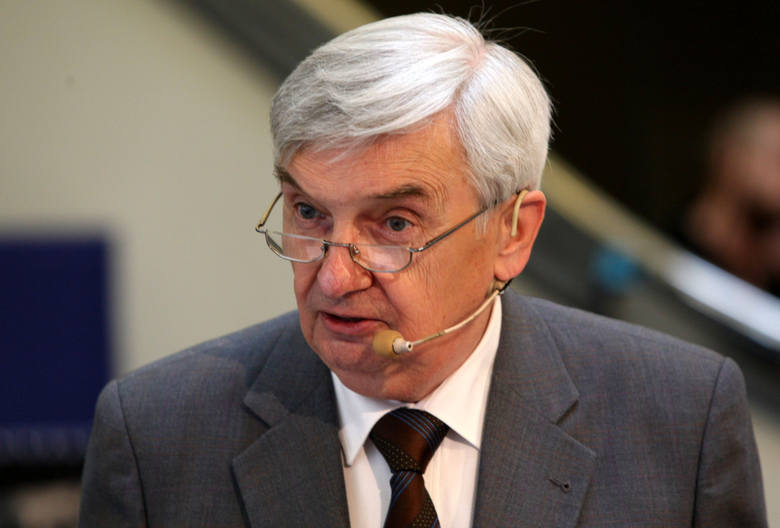 Tadeusz Sznuk był kiedyś żywą reklamą toruńskiego Torpo.