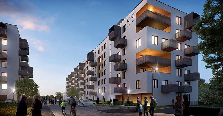 Zamieszkaj w spokojnej części Katowic na osiedlu Zdrowe Stylove. To coś więcej niż mieszkanie – to styl życia