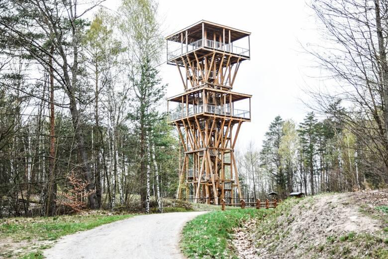 """Zapraszamy was na atrakcyjną wycieczkę do Geoparku Łuk Mużakowa, szczególnie na spacer geościeżką """"Dawna kopalnia Babina"""".REKLAMANa"""