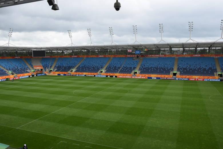 Arena Lublin gotowa na Mistrzostwa Świata FIFA U-20