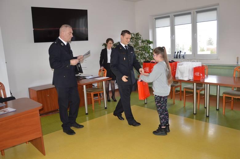 """Maków Maz. Miejskie Eliminacje Ogólnopolskiego Turnieju Wiedzy Pożarniczej """"Młodzież zapobiega pożarom"""""""