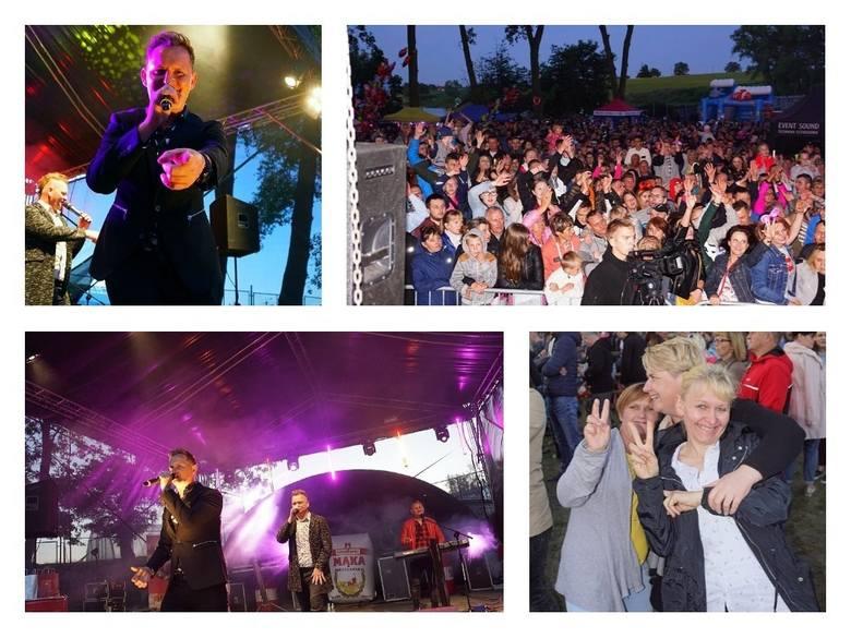 Zabawa w rytmach disco polo przyciągnęła tłumy mieszkańców Łasina i okolic. Główną gwiazdą był zespół Mig. Podczas Dni Łasina odbył się także 10. zlot