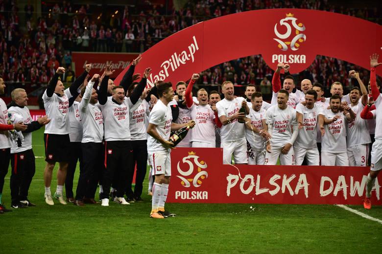 Reprezentacja Polski w bardzo dobrym stylu awansowała do MŚ w Rosji. Podczas piątkowego losowania grup będzie rozstawiona