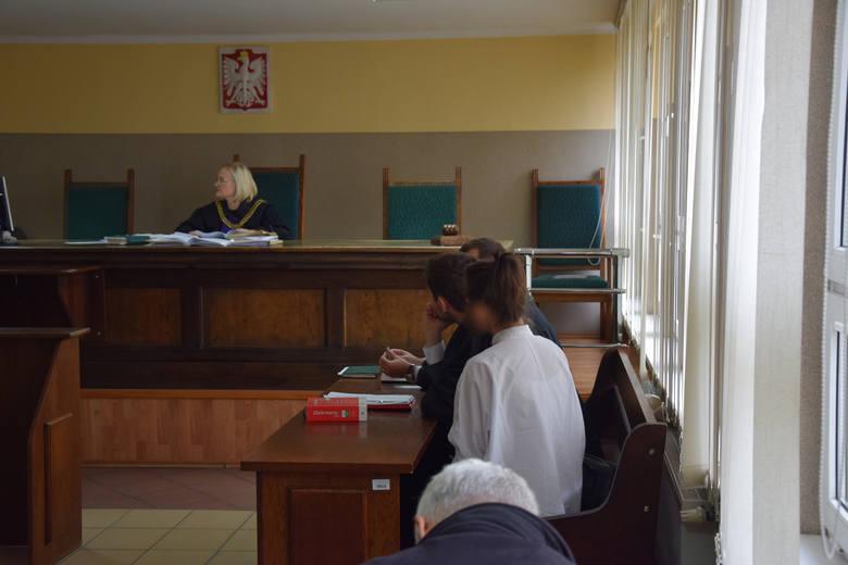 Częstochowa. Sąd Rejonowy. Proces w sprawie śmiertelnego wypadku na ulicy 7 Kamienic