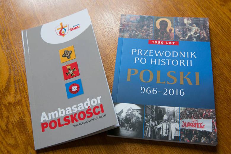 ŚDM 2016. Polska historia w pielgrzymim plecaku [ZDJĘCIA, WIDEO]