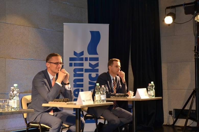 8.10, Pruszcz Gd., Centrum Kultury i Sportu, ul. Chopina 10 - debata z kandydatami na burmistrza Pruszcza Gd.