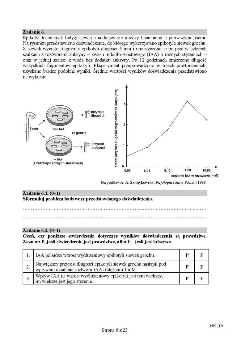 matura 2002 biologia rozszerzona odpowiedzi