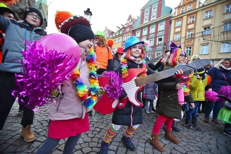 Tak WOŚP grała we Wrocławiu. Prawdziwe tłumy na Rynku