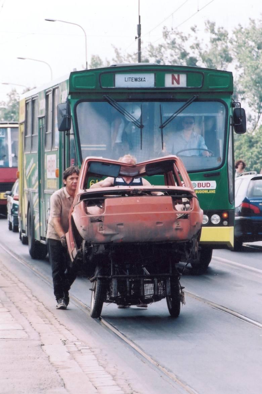 Wrocław 25 lat temu. Pamiętasz jeszcze takie miasto?