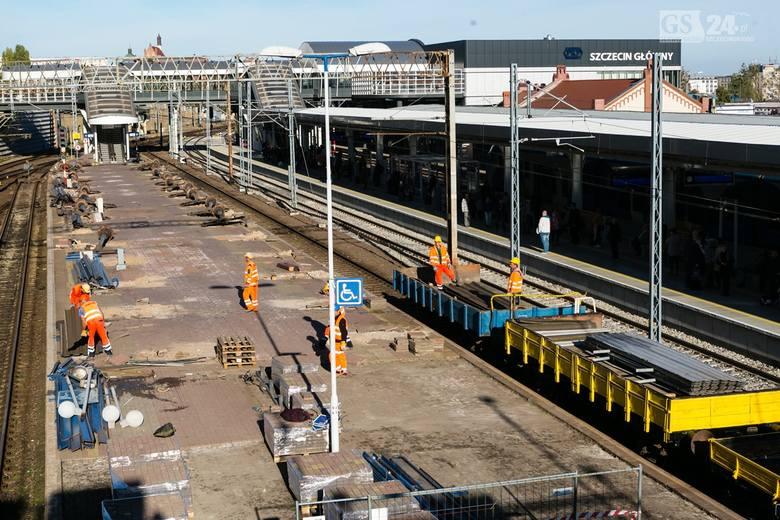 Inwestor zapowiada, że w 2019 r. pasażerowie w pełni skorzystają z funkcjonalnej i pozbawionej barier architektonicznych stacji. PKP Polskie Linie Kolejowe