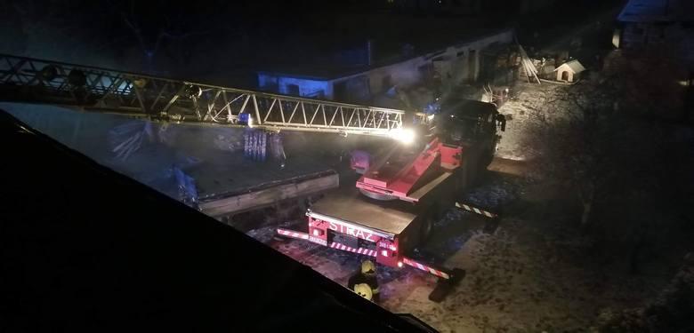 W poniedziałek (28.01) o godz. 17.26 doszło do niegroźnego pożaru w budynku mieszkalnym w Papowie Toruńskim. Na miejsce skierowano tamtejszą Ochotniczą