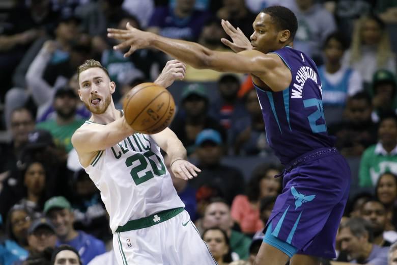 NBA. Pech Boston Celtics i Gordona Haywarda, heroizmy Nikoli Jokicia