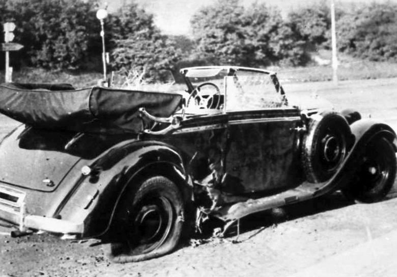 Reinhard Heydrich był wyjątkowo bezlitosnym i cynicznym graczem