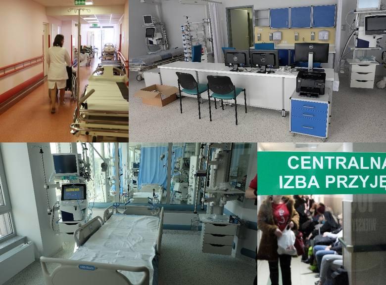 Tak wyglądają białostockie Szpitalne Oddziały Ratunkowe w trzech szpitalach. Jakie macie wspomnienia z pobytu w tych miejscach.
