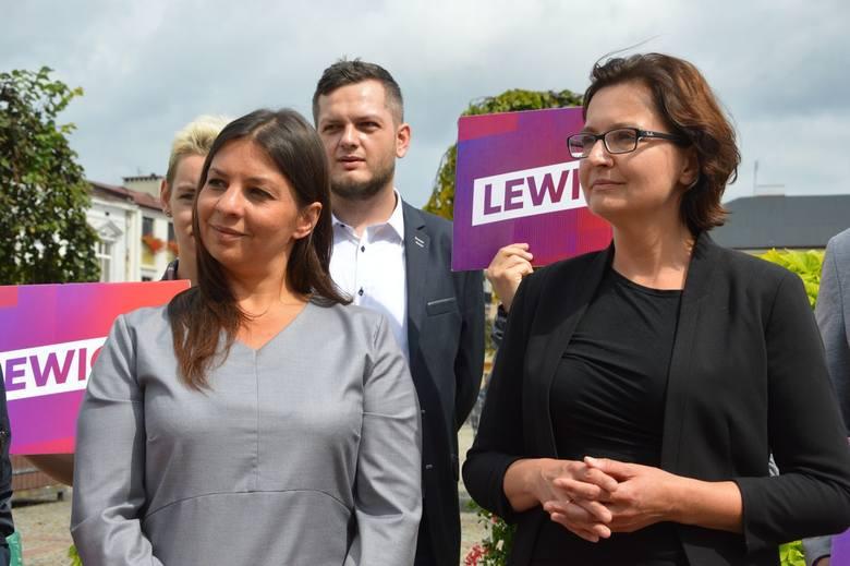 Kandydatki Lewicy odwiedziły Skierniewice [ZDJĘCIA]