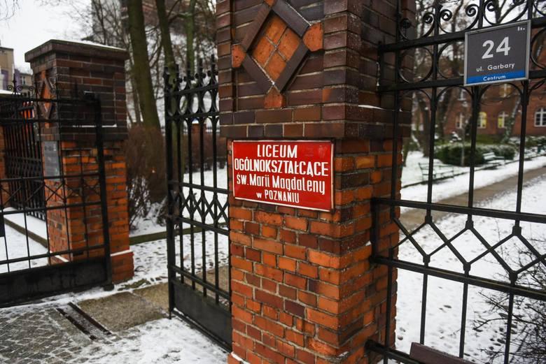 W związku z protestem nauczycieli w Liceum Ogólnokształcącym św. Marii Magdaleny, Ministerstwo Edukacji Narodowej przeprowadziło w zeszłym tygodniu kontrolę placówki.