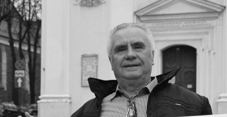 Janusz Dzięcioł zginął w wypadku na przejeździe kolejowym pod Grudziądzem