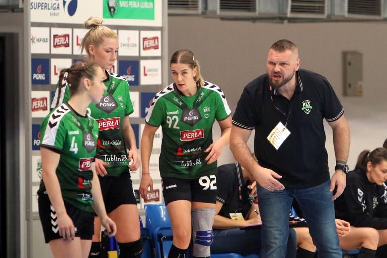 Robert Lis (trener MKS Perła Lublin): Najłatwiej wszystko zaorać, ale są trenerzy, którzy chcą pracować