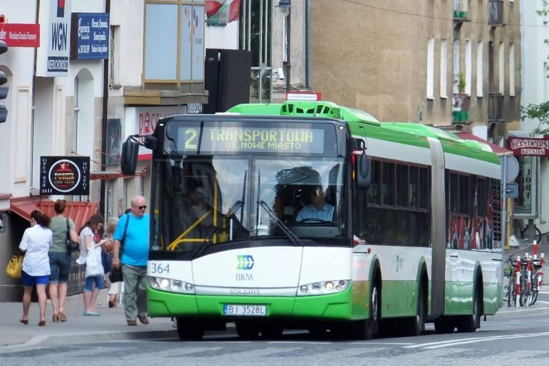 """Wracamy z naszym rankingiem """"TOP 10. Na co narzekamy w autobusach komunikacji miejskiej BKM?"""". Na pierwszym miejscu niestety bez zmian."""