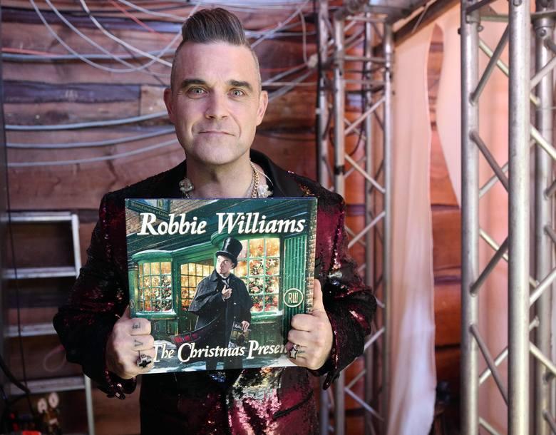 Robbie Williams wystąpi 8 grudnia w sali koncertowej na Jordankach w Toruniu. Koncert będzie nagrywany. W TVP obejrzymy go w okresie świątecznym. Do