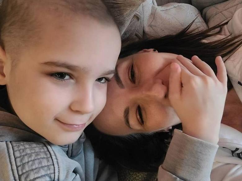 Kacper Teszner z Włocławka przebywa na leczeniu w USA. Przed Wielkanocą, wraz z rodzicami, wybrał się w podróż do Chicago