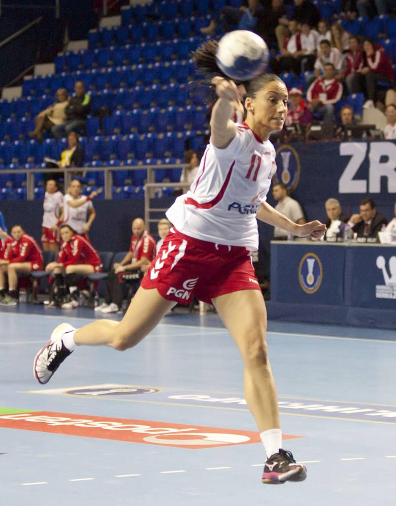 Polska - Paragwaj 40:6