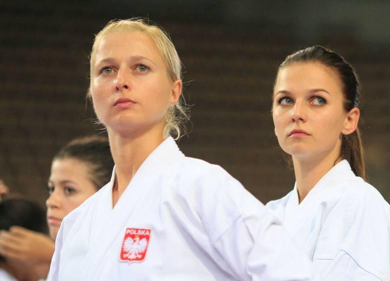 Katarzyna Krzywańska (z lewej) i Anna Stachurska