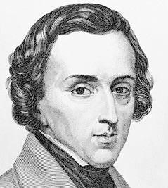 Potrafił zrobić awanturę o udziec kurczaka - opowiadał Piotr Adamczyk o Chopinie.