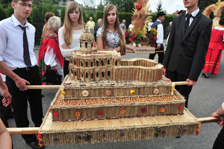 Dożynki diecezjalne w Rzeszowie [FOTO]
