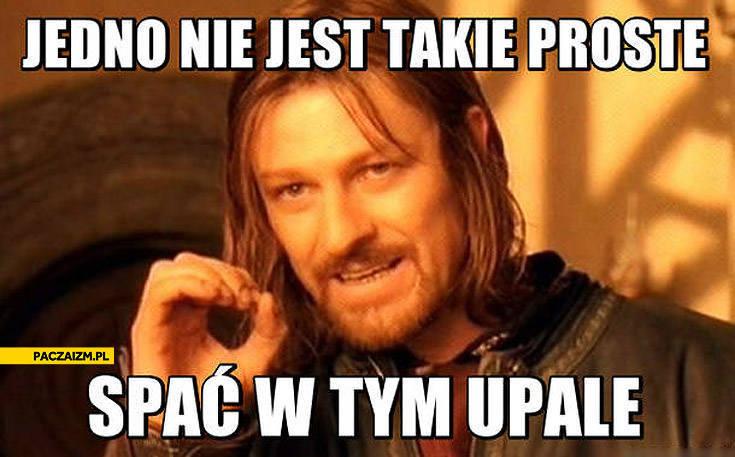 Upały dokuczają w całej Polsce i... są tematem do żartów. Zobaczcie paczkę upalnych memów i pośmiejcie się! ;)