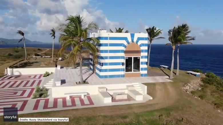 Little St. James, wyspa pedofilii na Karaibach? Czy amerykański miliarder Jeffrey Epstein przywoził tu swoje ofiary? FBI prowadzi śledztwo