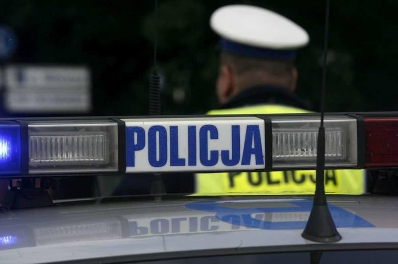 Napadli z nożem w ręku w centrum Krakowa